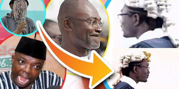 Kennedy Agyapong drops another picture of Anas Aremeyaw Anas