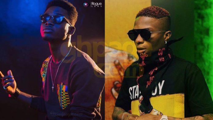 Kuami Eugene dreams on becoming like Nigerian superstar Wizkid