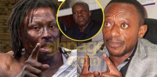 Kwaku Bonsam blast Owusu Bempah over Amissah Arthur's death