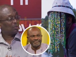 Video: Kweku Baabo Reveals Who's Leaking Informations To Kennedy Agyapong