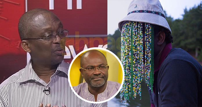 Kweku Baako and Anas pleading with my key witnesses to recant- Kennedy Agyapong