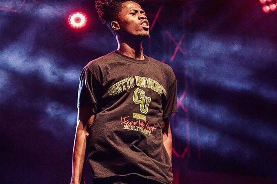 Kwesi Arthur 2 - My strict training saved Kwesi Arthur from being a truant -Father
