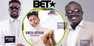 Sarkodie And Bola Ray Reacts To Kwesi Arthur's BET Nomination