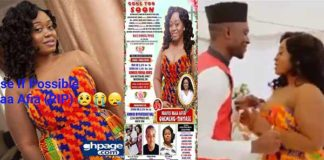 Photos+Video of a young Canadian based Ghanaian woman Mavis Maa Afia Ohemeng-Tinyase who died at 37 military hospital stirs emotions on social media