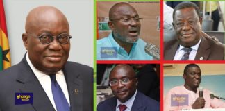 Here Are The Names And Photos Of All The NPP Big Men Captured In The Anas GFA Exposé