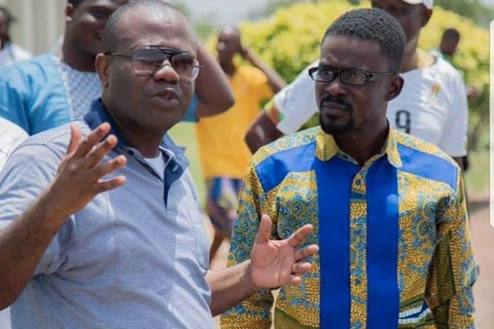 It is wrong to rely on Anas' documentary - Nana Appiah Mensah