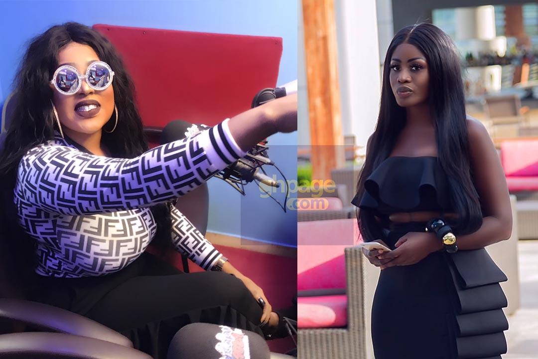 Nana Akua Addo respond to actress Ella Mensah