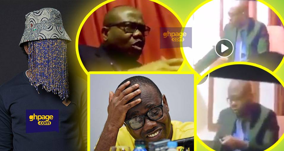 Anas Video Kwesi Nyantakyi packing 65,000 dollars bag