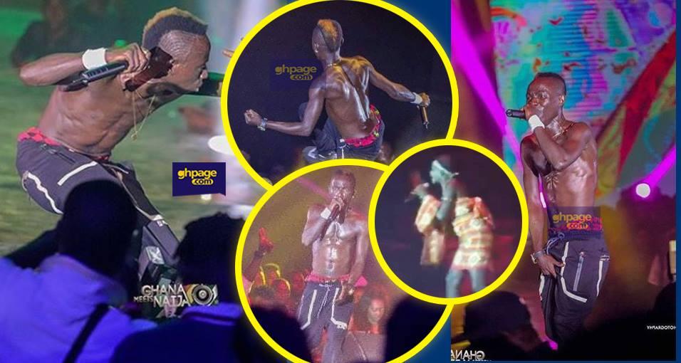 Patapaa Performance at Ghana meets Naija 2018