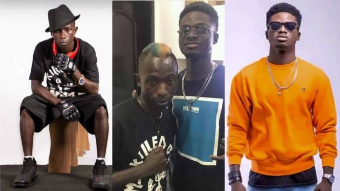 Patapaa releases a diss song for Kuami Eugene