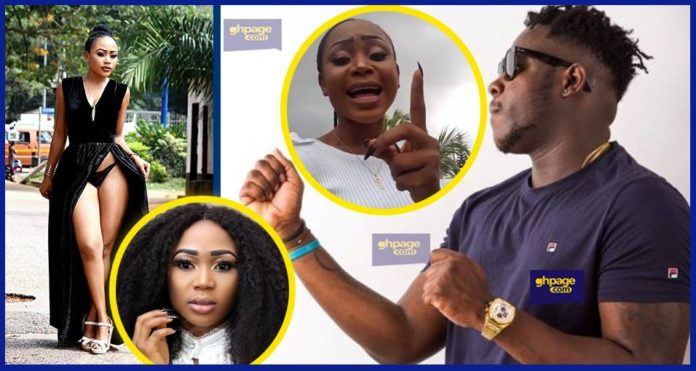 Rosemond Brown alleges Medikal Wanted to rape her