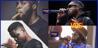 Twitter users calling for a new 'beef' between Sarkodie and M.anifest