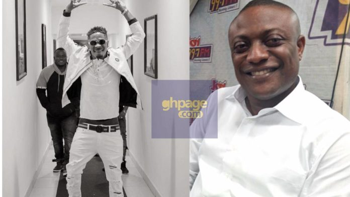 Lawyer Maurice Ampaw calls for the arrest of Shatta Wale