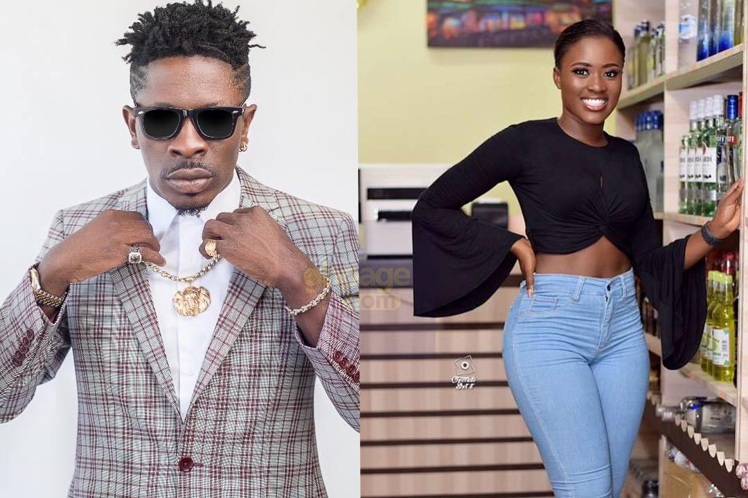 Shatta Wale Reacts To Actress Fella Makafui Alleged Atopa-Tape  Ghpage-2103