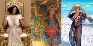 Social Media users descend on Shatta Wale for wishing Hajia4Real a happy birthday after ignoring Shatta Michy on her birthday