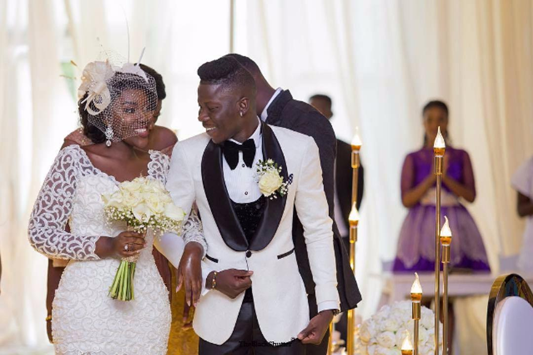 I Never Knew The Lady Who Wanted To Destroy My Marriage Ceremony – Stonebwoy