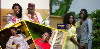 Dr.Louisa's Message To Stonebwoy On Their One Year Wedding Anniversary