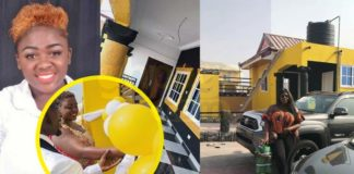 "Actress Tracey Boakye Reveals The ""Sponsor"" Behind Her 5-Bedroom House"