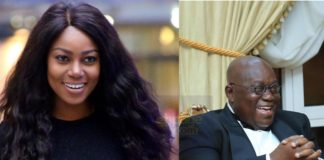 I can't have a meeting with the President - Yvonne Nelson