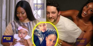 Yvonne Nelson's Irish Baby Daddy Jamie Roberts Finally Break Silence On Breakup Rumors