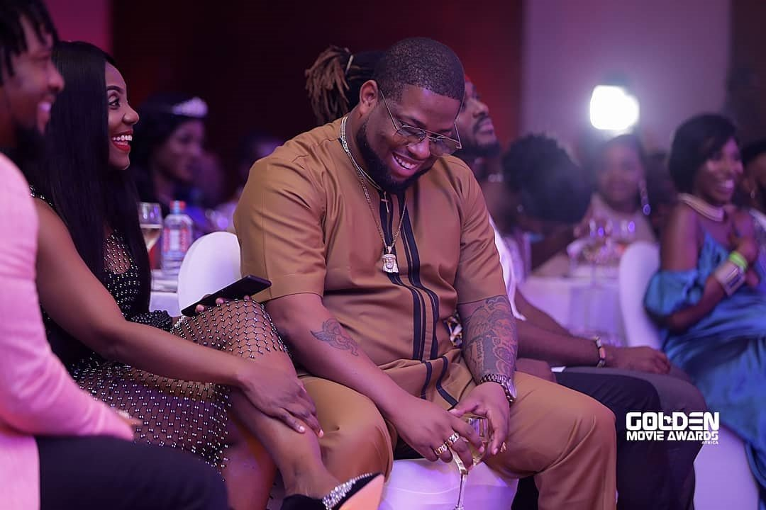d black gma2018 - GHAMRO's royalties can't even buy champagne in my night club – D-Black