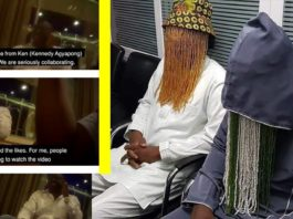 Anas releases another video of his meeting with Justice Kweku Annan
