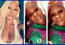 Efia Odo mum sends message to her daughter's critics