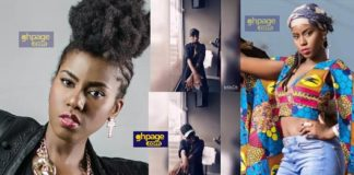 Mzvee shuts Y-Fm studios down with her seductive dance moves