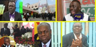 Akrobeto warns politicians over the death of fmr. Veep