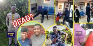 Unconfirmed report: Midland police officer dead