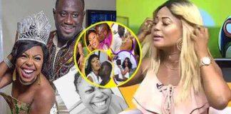 Abrokwah's new girlfriend throws multiple shades at Afia Schwar