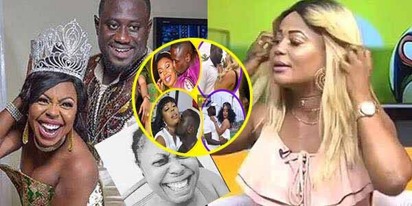 Abrokwah's new girlfriend throws multiple shades at Afia Schwar