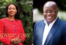 Akufo Addo nominates Mrs. Jean Adukwei Mensa as the new EC