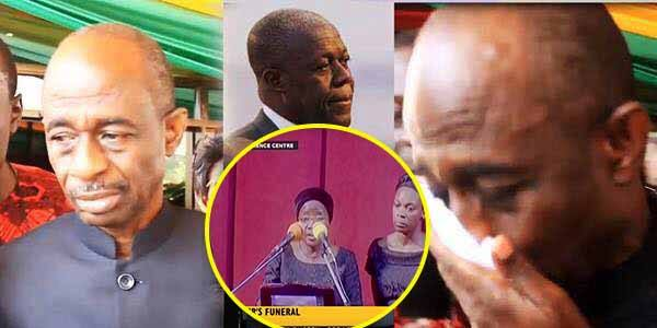 After years of lying about my husband, am shocked Ghanaians are now praising him in death – Amissah Arthur's wife