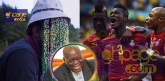 Football and Politics do not mix, stay away from football activities - Asamoah Gyan warns