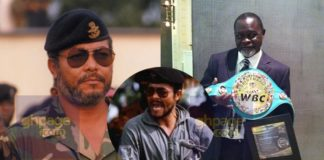 JJ Rawling stopped me from joining the army - Azuma Nelson