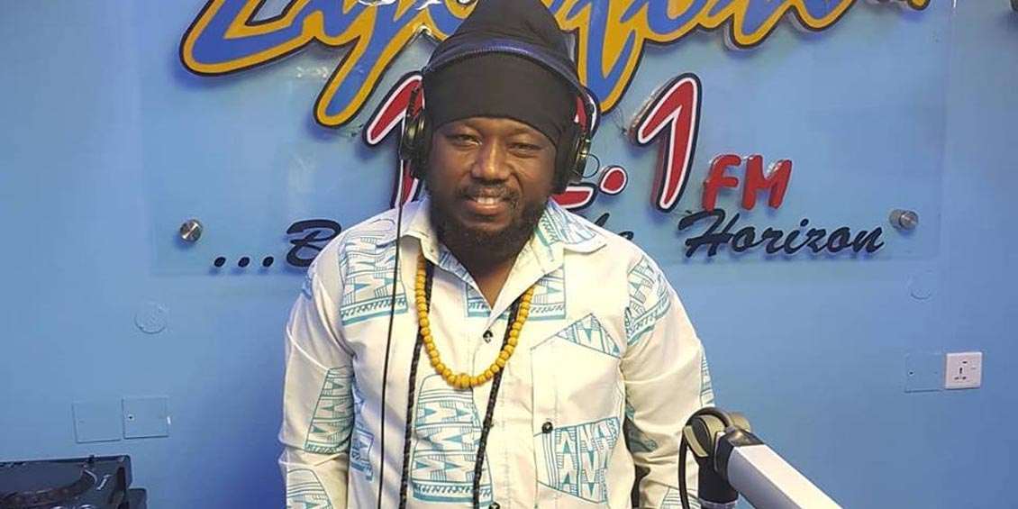 Go after EOCO, SEC and Bank of Ghana for your locked up monies -Blakk Rasta tells Menzgold Customers
