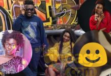Bullet caught in bed with his artist, Wendy Shay?