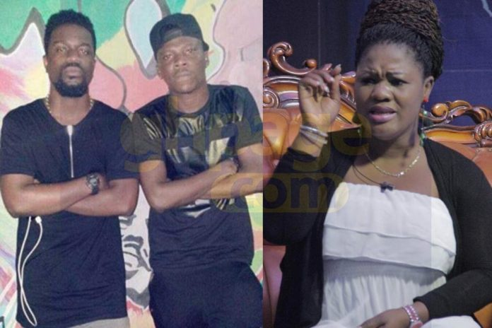 I would love to have Stonebwoy and Sarkodie on my next album - Obaapa Christy reveals