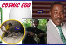 Despite should curse me with eggs and schnapps if he says am lying - Evang Addai