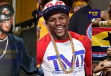 A Nigerian Company sues Floyd Mayweather for failing to fulfill his part of a contract