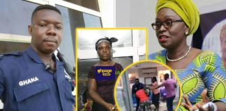 Minister gender demand immediate sack policeman