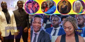 All you missed from the maiden Ghana Football awards, Ghana