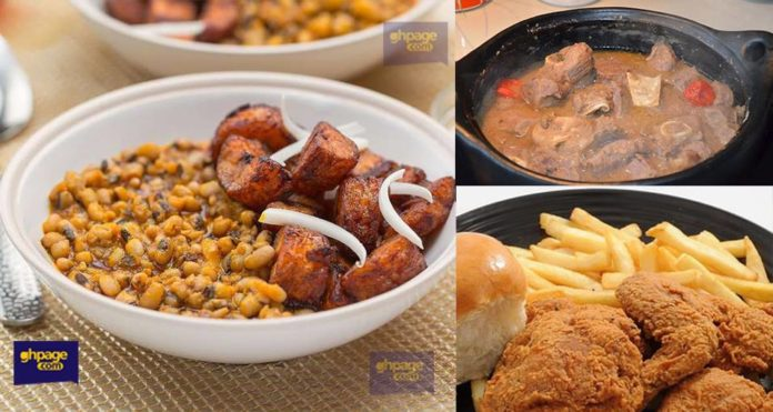 6 foods in Ghana to avoid before sex