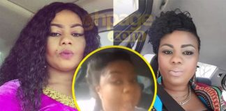 Gify Osei curses manager, accuse him of squandering her money