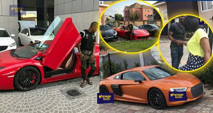 Ibrah One finally opens his home to the media for an interview about his wealth