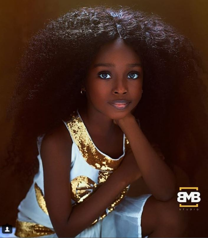 Image result for Jare - Nigeria's 'most beautiful girl in the world' now an international model.