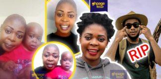 The threat to kill myself and children was a publicity stunt – Joyce Dzidzor Mensah