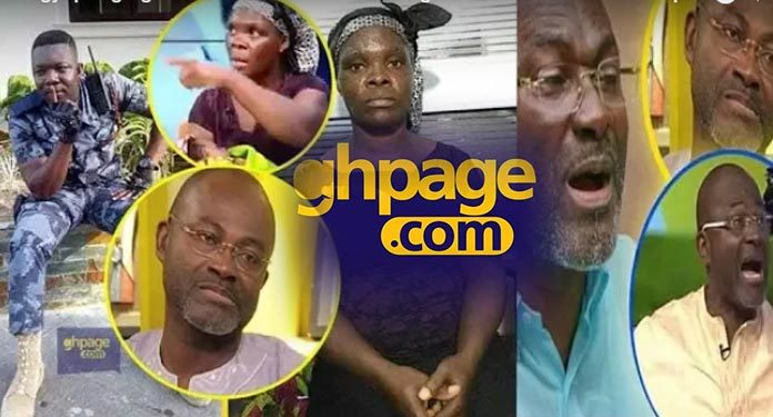 Kennedy Agyaponh hits hard on Kweku Baako BBC explanation and Midland saga