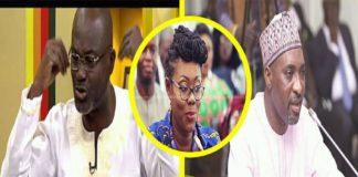 Muntaka allegedly asked Ursala pay bribe